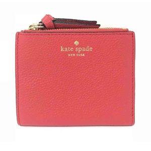 Kate Spade Mulberry Street Double Zipper Wallet